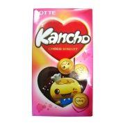 Biscoito Kancho Recheados com Chocolate 42g - Lotte
