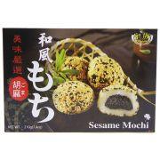 Doce De Arroz japonês Moti Mochi Doce de Gergelim 210g