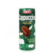 Cappuccino Premium Coffe Drink Gelado 240ml - OKF