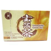 Chá Verde com Arroz Integral 40g Butterfly Brand