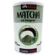 Chá Verde em Pó Matcha Integral 100g