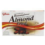 Chocolate com amêndoa Almond Fried 56g - Glico