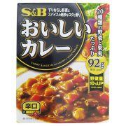 Condimento Pronto de Curry Apimentado 180g SEB