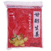 Gengibre Vermelho Palito Conserva 1kg GW