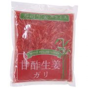 Gengibre Vermelho  em Conserva Palito 1kg