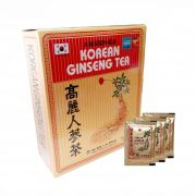 Korean Ginseng Tea Gold Chá Coreano 50 Unid Original