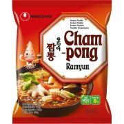 Macarrão Lamen Coreano Champong Noodle Soup - NongShim 100g