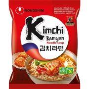 Miojo Coreano Kimchi Ramyun 100g - NongShim