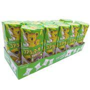 Lotte Biscoito de Chocolate Koala 37g - Caixa c/ 10