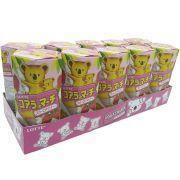 Lotte Biscoito Koala Morango 37g - Caixa c/ 10