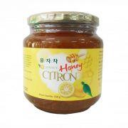Mel Com Cidra Honey Citron Sul Coreano 550g