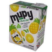 Mupy Bebida à Base de Leite de Soja 200ml - Abacaxi