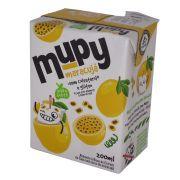Mupy Bebida à Base de Leite de Soja 200ml - Maracujá