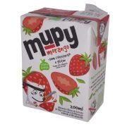 Mupy Bebida à Base de Leite de Soja 200ml - Morango