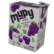 Mupy Bebida à Base de Leite de Soja 200ml - Uva