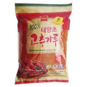 Pimenta vermelha em Pó para Kimchi Fino Wang 1kg