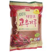 Pimenta vermelha em Pó para Kimchi Grosso Wang 1kg