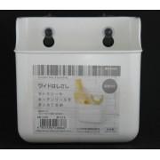Porta Talheres Plástico com Ventosa - Inomata Kagaku
