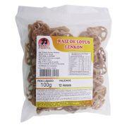 Raiz de Lotus Lenkon 100g Casa Forte