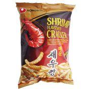 Salgadinho de Camarao Hot 75  - Nong Shim