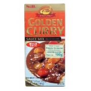 S&B Golden Curry Amakuchi (Suave) 92g