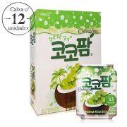 Suco Bonbon com Uva Verde e Nata de Coco - 12 Unidades