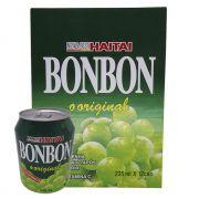 Suco de Uva Bonbon 235mlX12unidades Haitai
