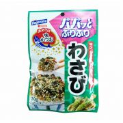 Tempero Furikake Hagoromo Wasabi 30g