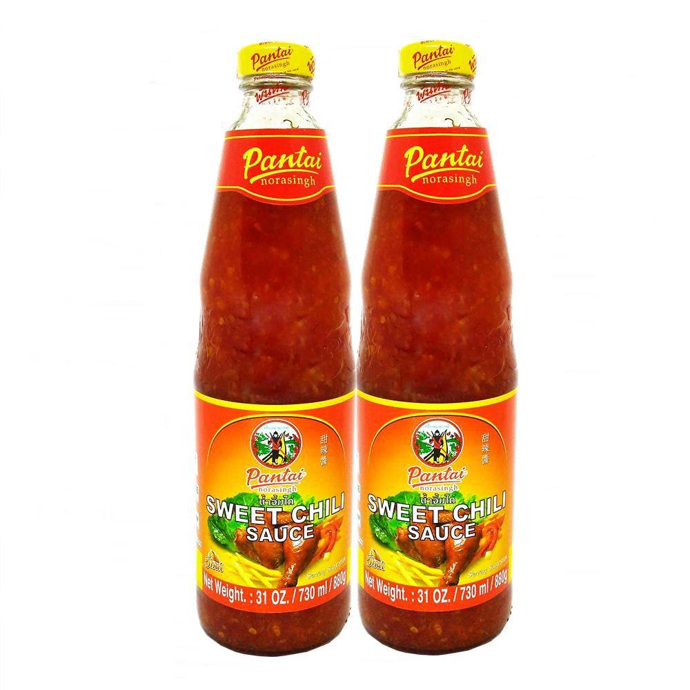 2x Pantai Molho Agridoce P/ Frango Sweet Chilli Sauce 880g