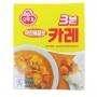 Molho Curry Instantâneo Médio 3min 200g - Ottogi