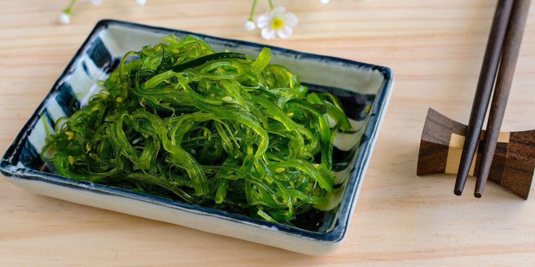 Alga marinha Cut Wakame 30g