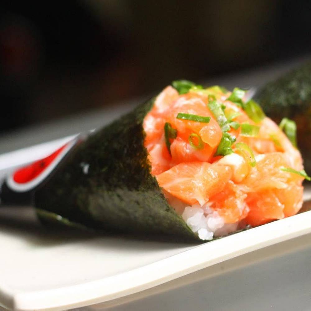 Alga Marinha Nori para Sushi Temaki Sukina 10 Folhas