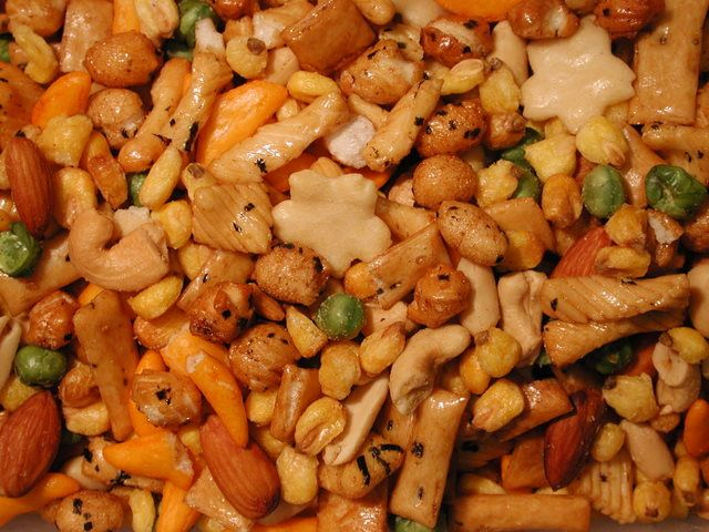 Aperitivo de Amendoim Sortido Mixed Snack 85g