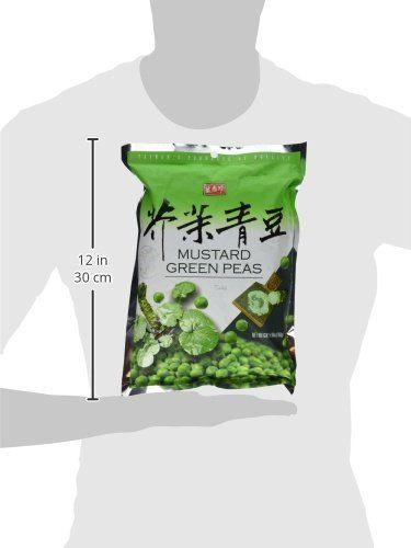 Aperitivo de Ervilha com Wasabi 240g - Triko Foods