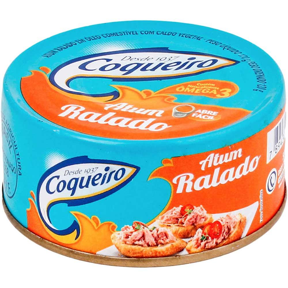 Atum Ralado Lata Coqueiro 170gr