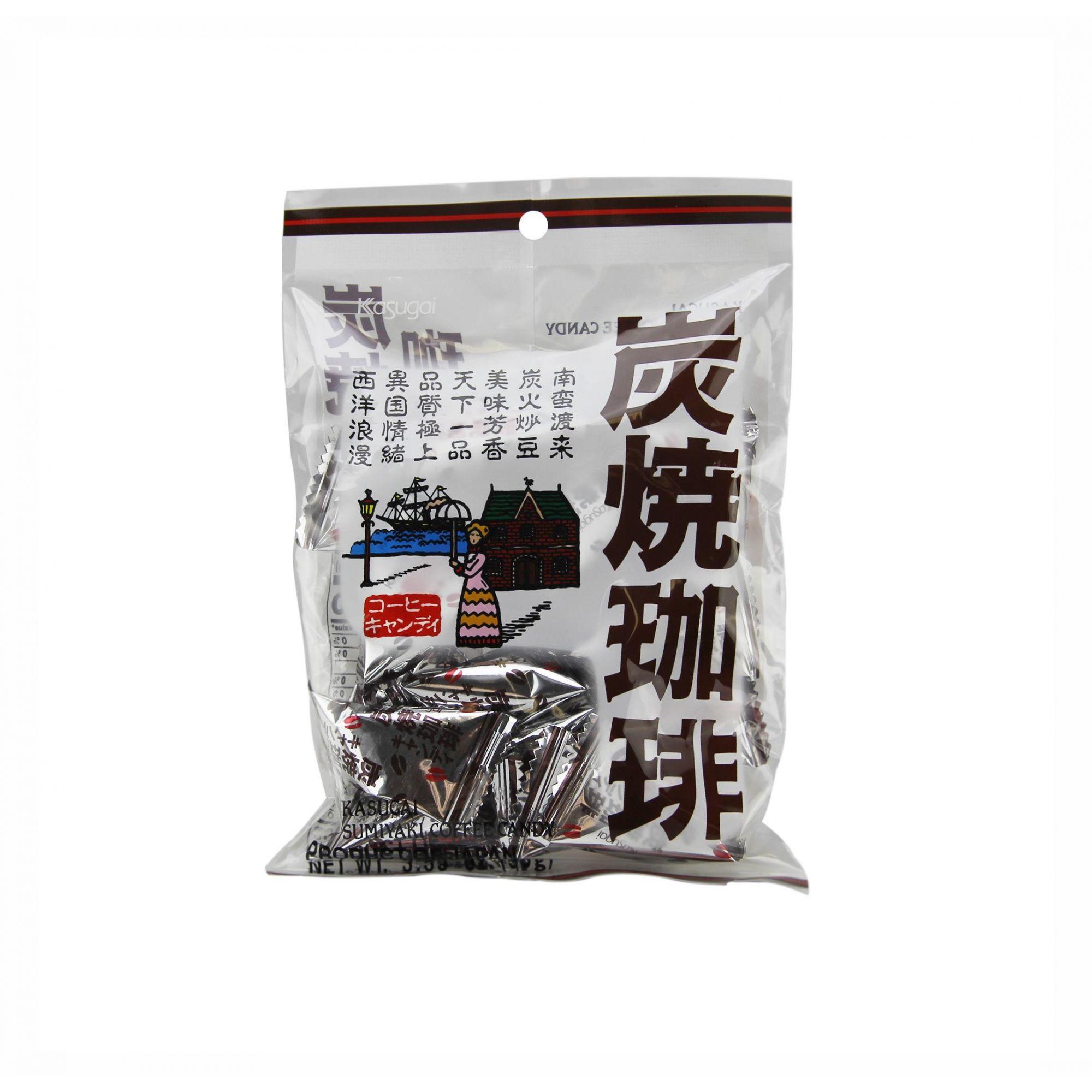Bala Kasugai de Café Sumiyaki Coffee Candy 95g