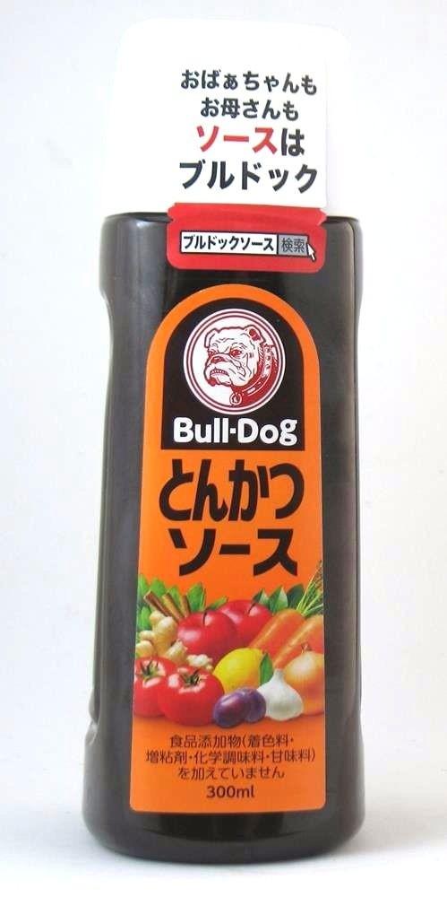 Molho Tonkatsu p/ Milanesa Japonês Bulldog 300ml