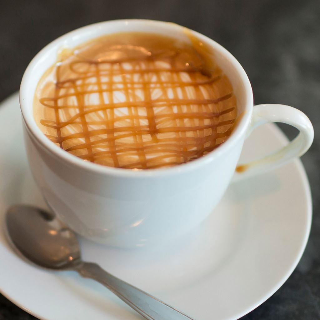 Café Cramel Macchiato 240ml - OKF