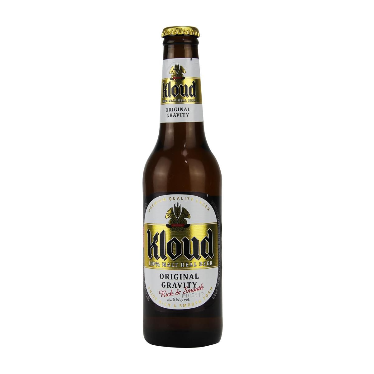 Cerveja Coreana Kloud 330ml