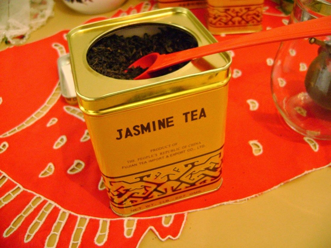 Chá de Jasmin Fujian 120g