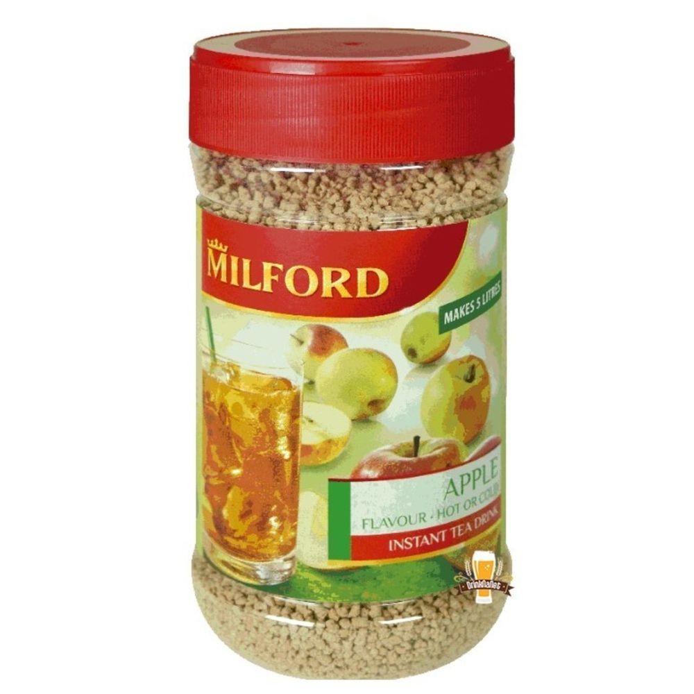 Chá Instantâneo Sabor Maçã 400g - Milford