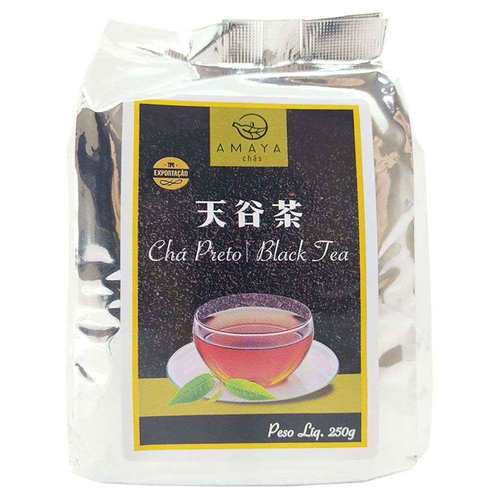 Chá Preto Tipo Exportação 250g Amaya