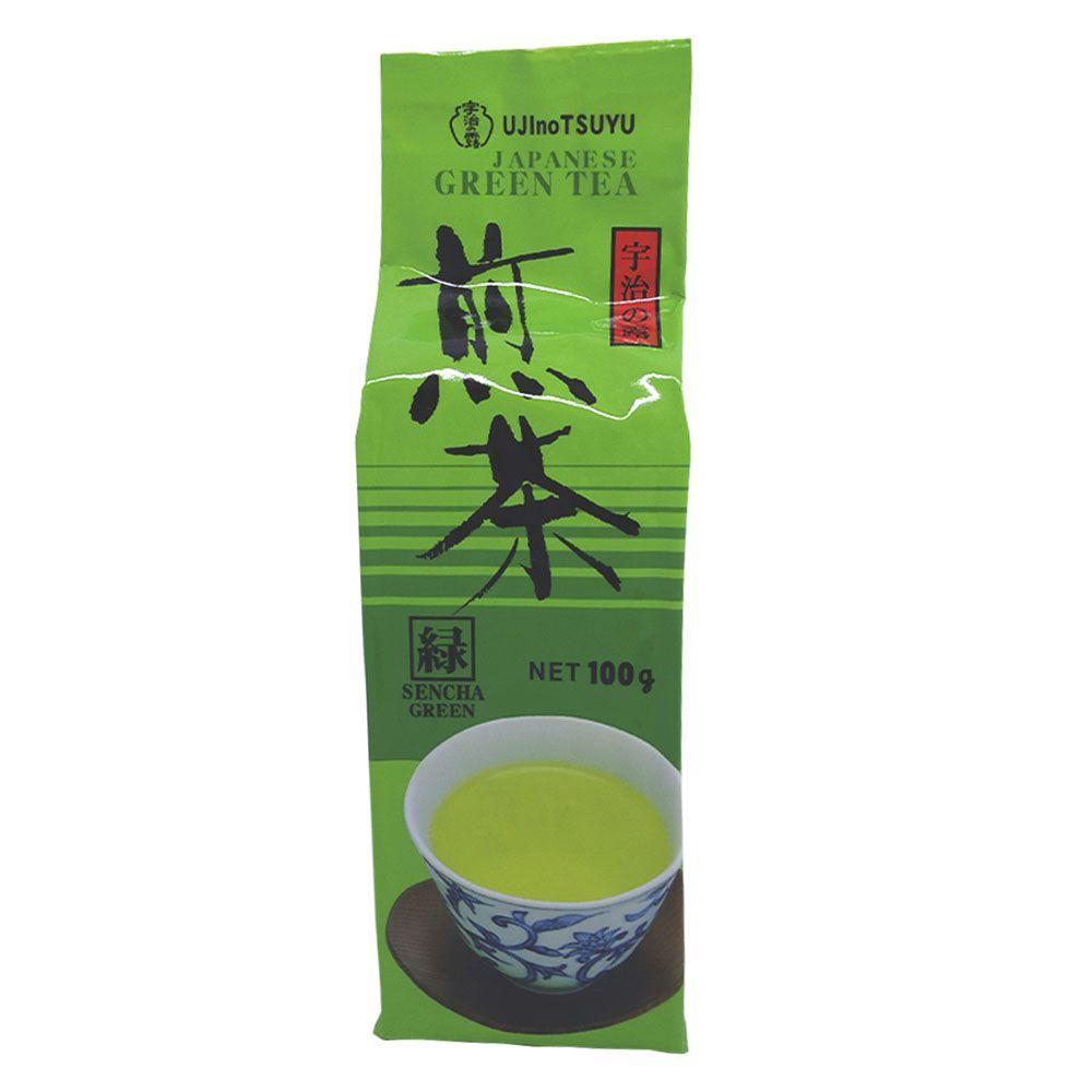 Chá Verde Senchá Ujinotsuyu 100gr
