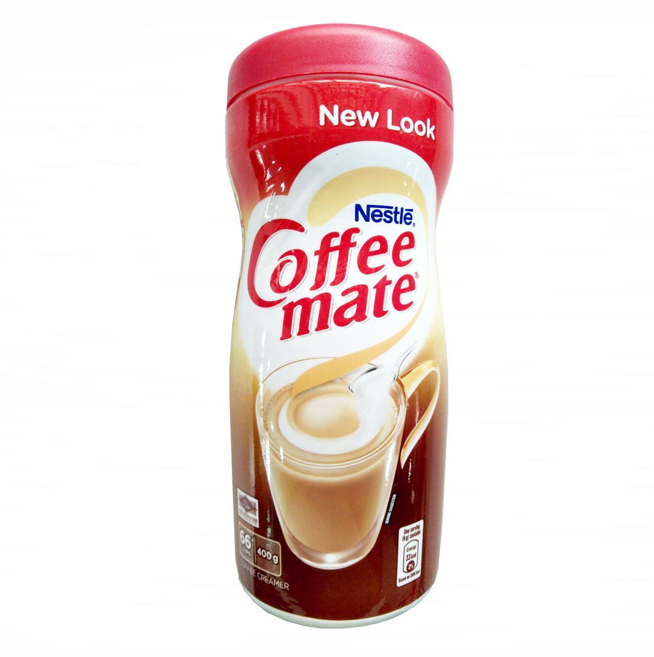 Coffee Mate Nestlé 400g - The Original 2019