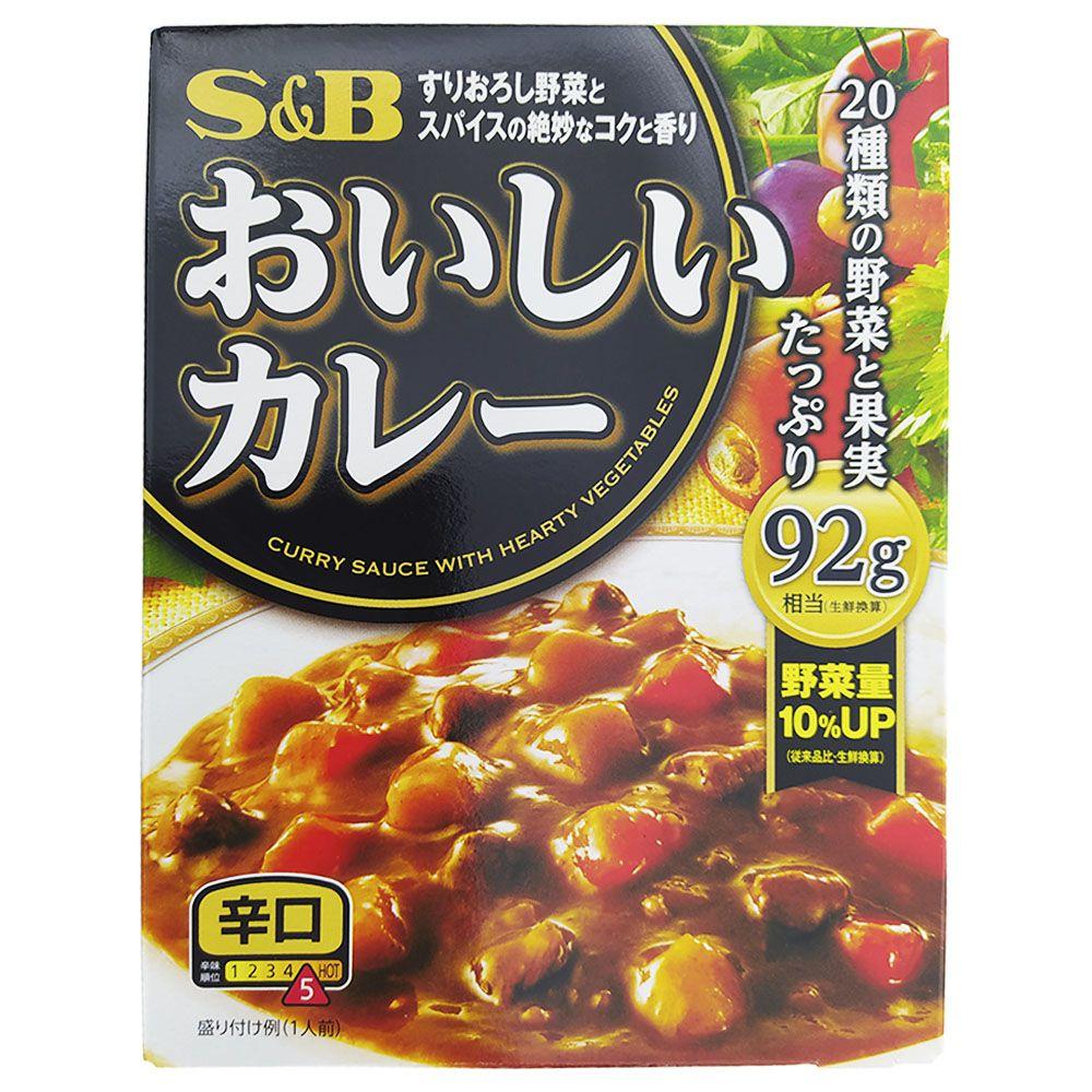 Curry Pronto Com Vegetais Apimentado 180g SEB (basta aquecer)