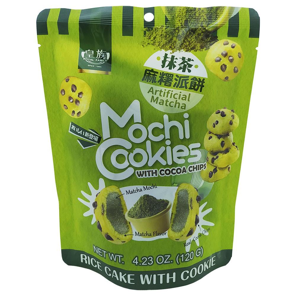 Cookies com Matcha Mochi 120g Royal Family