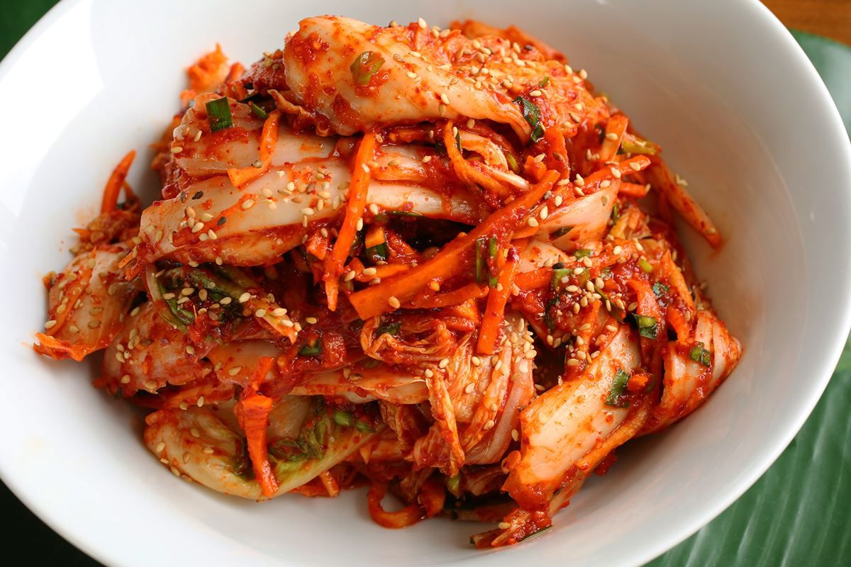 Pimenta em Pó para Kimchi Grosso Wang 1kg