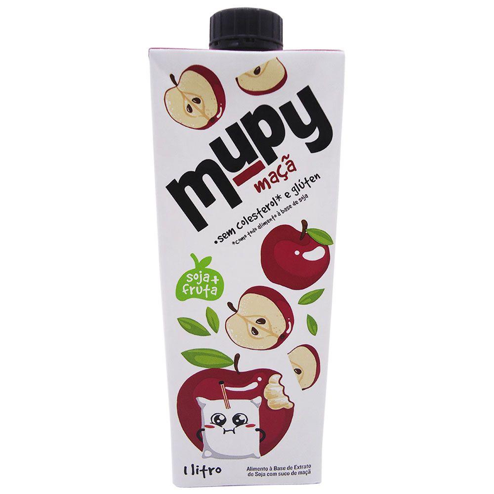 Suco de Soja sabor Maçã 1L Mupy