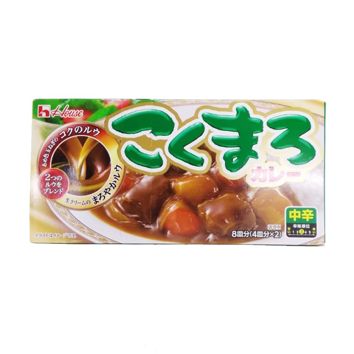 Curry Picância Média 140g - Kokumaro