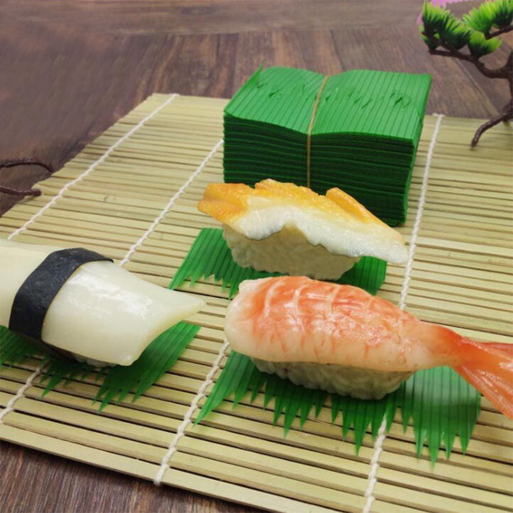 Enfeite Para Sushi Sashimi Baran 1000 Unidades